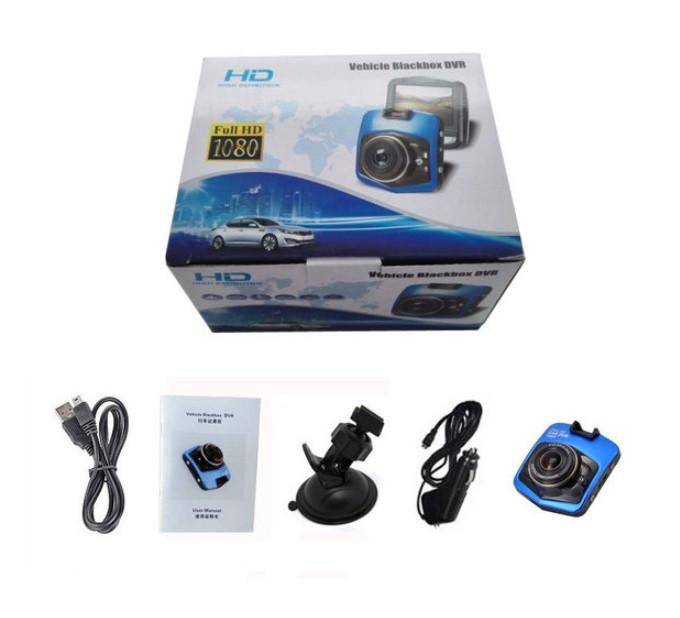 Видеорегистратор Blackbox Car DVR-258 A8 Novatek Full 1080P