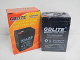Аккумулятор GDLITE 6V 4.0Ah GD-640