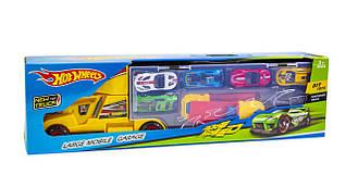 Игровой набор Hot Weels грузовик большой Гарантия качества Быстрая доставка