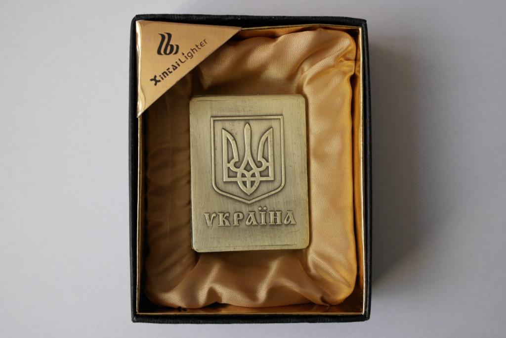 Зажигалка подарочная в оригинальной упаковке