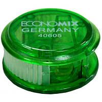 Точилка с контейнером Economix 40605