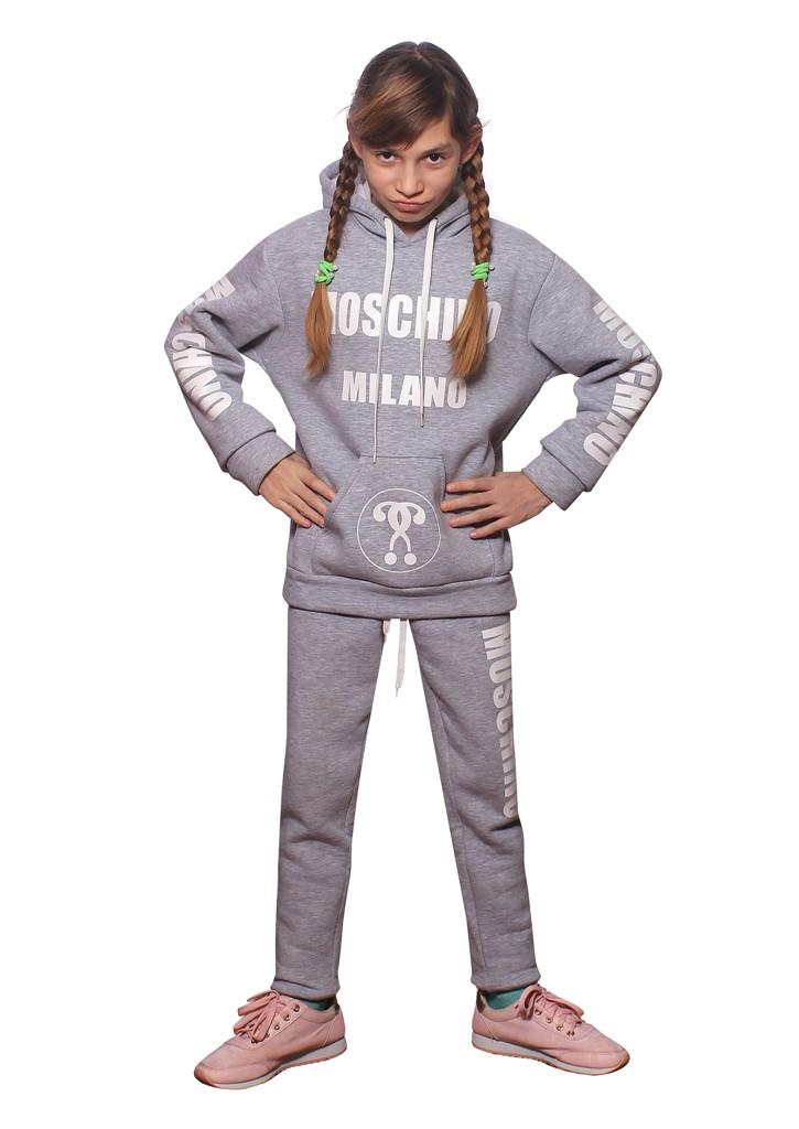 Зимний спортивный костюм на заказ детский