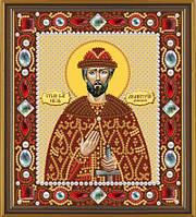Набор для вышивания бисером Св. Блгв. Великий Князь Димитрий (Дмитрий) Донской