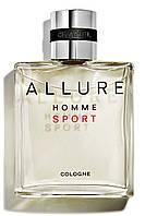 Туалетная вода в тестере CHANEL Allure Homme Sport Cologne Sport (ORIGINAL) 100 мл