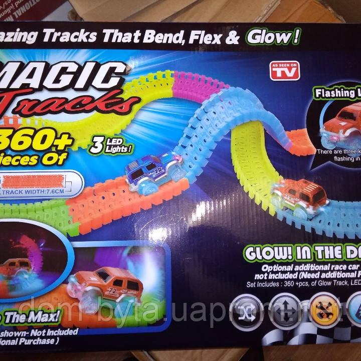 Игра Конструктор Magic Tracks 360 деталей