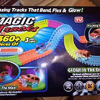 Игра Конструктор Magic Tracks 360 деталей, фото 1