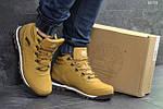 Зимние ботинки Timberland (коричневые), фото 2