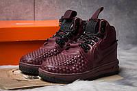 Зимние кроссовки Nike LF1 Duckboot, бордовые (30926),  [  36 37 38 39 40 41  ]