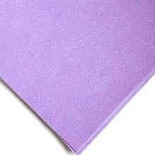 Фетр мягкий №37 аметистовый, лист 30х20 см, 1,3 мм (Тайвань)