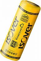 Минеральная вата ISOVER 1.22х8.2х0.05 (17,08м2) (шт.)