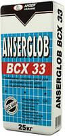 Клей для кафеля BCX 33 (Anserglob) 25кг