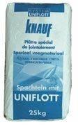 Шпаклёвка Унифлот  KNAUF 25 кг