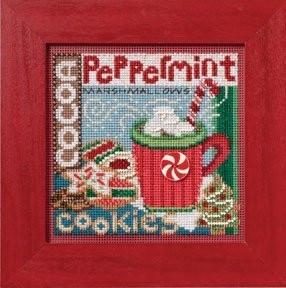 Набір для вишивки santa's Treats Mill Hill