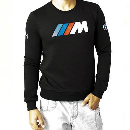 Мужской Свитшот/Батник PUMA BMW, фото 2