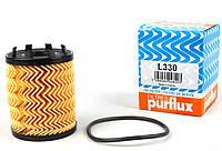 Фільтр масла Fiat Doblo 1.3MJTD 04- (с-ма Purflux), фото 1