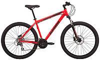 "Велосипед 27,5"" Pride MARVEL 7.3 рама - L красный 2019, фото 1"