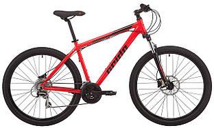 "Велосипед 27,5"" Pride MARVEL 7.3 рама - L красный 2019"