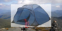 Комфортный поход с палатками high peak.