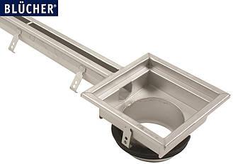 Щілинний канал Blucher із нержавіючої сталі (тип 673)