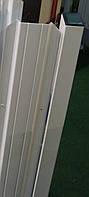 Металлические столбы для штакетного забора. 1000