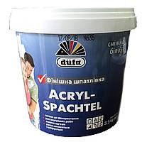 Шпаклівка фінішна Dufa Acryl-Spachtel 3,5кг