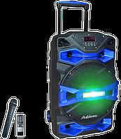 Портативная Bluetooth колонка Ailiang UF-1618AK-DT с микрофоном, аккумуляторная акустика