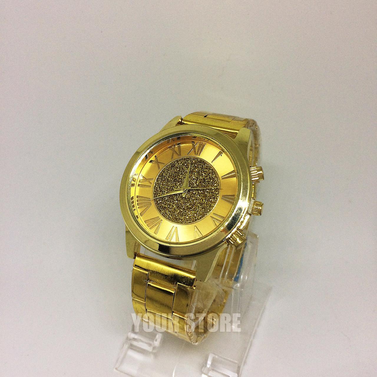 ecee123e Женские наручные часы золото Geneva: продажа, цена в Харькове. часы ...