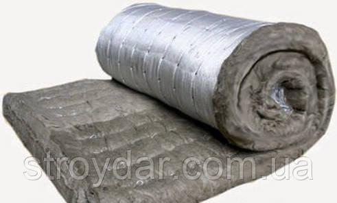 Базальтові прошивні мати на склотканини 80 мм