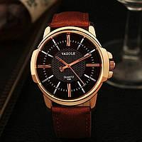 Модные мужские наручные часы Yazole