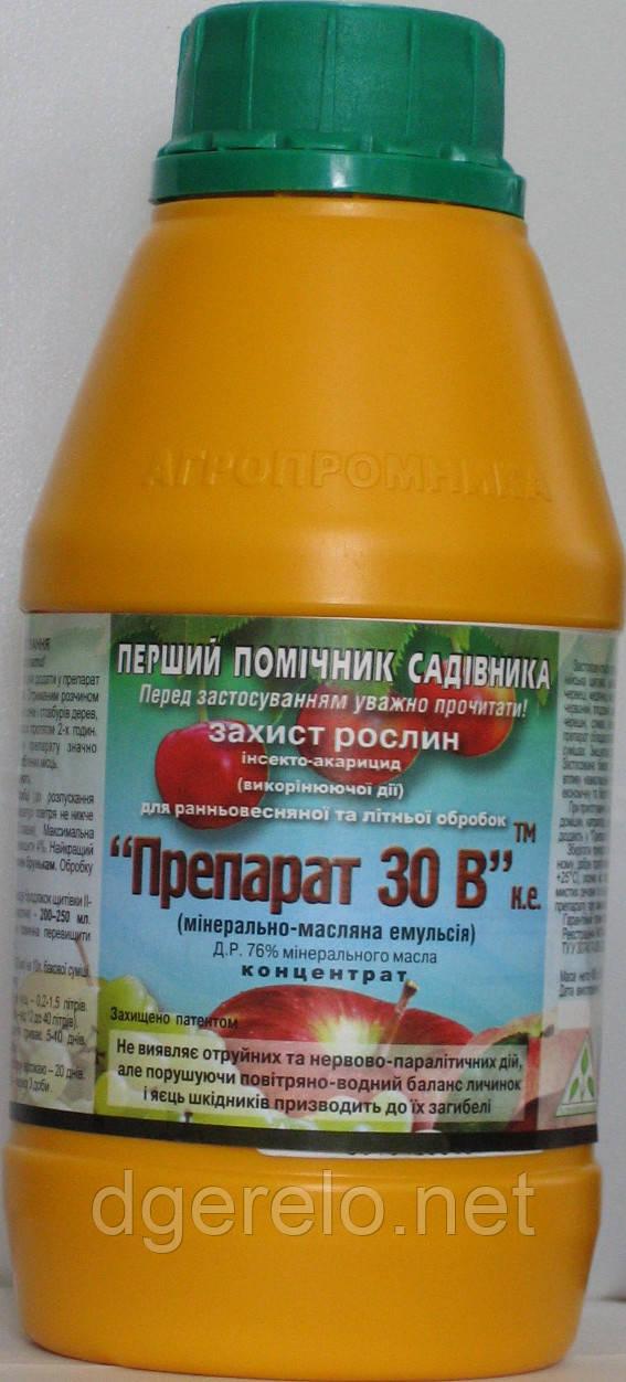 Акарицид Препарат 30 В 0.9л (акарицид)