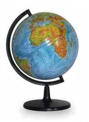 Глобус Марко Поло, 260мм, фізичний