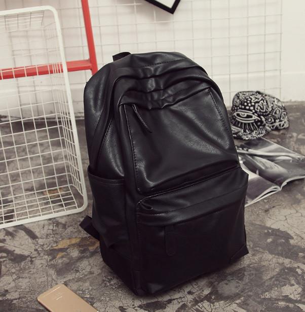 9e8750c14ac7 Мужской кожаный рюкзак (экокожа) - Интернет-магазин