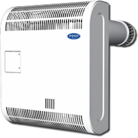 Газовый конвектор АОГ - 2,5С (630) РОСС