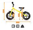 """Велосипед детский беговой KidzMotion Cody 2-5 лет 12"""", фото 7"""