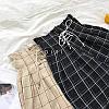 Женские штаны со шнуровкой с принтом в расцветках. СК-1-1218, фото 3