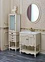 Зеркало Атолл (Ольвия) Флоренция 75 ivory old, фото 2