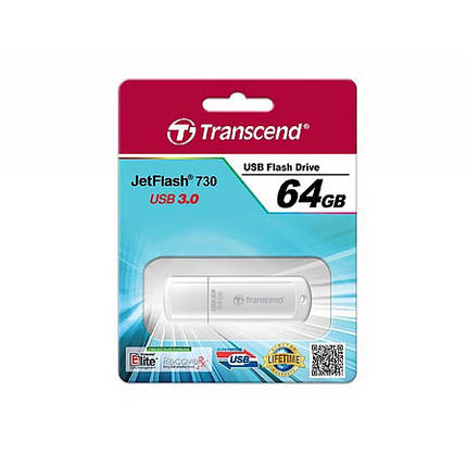 USB флеш накопитель Transcend 64Gb JetFlash 730 (TS64GJF730), фото 2