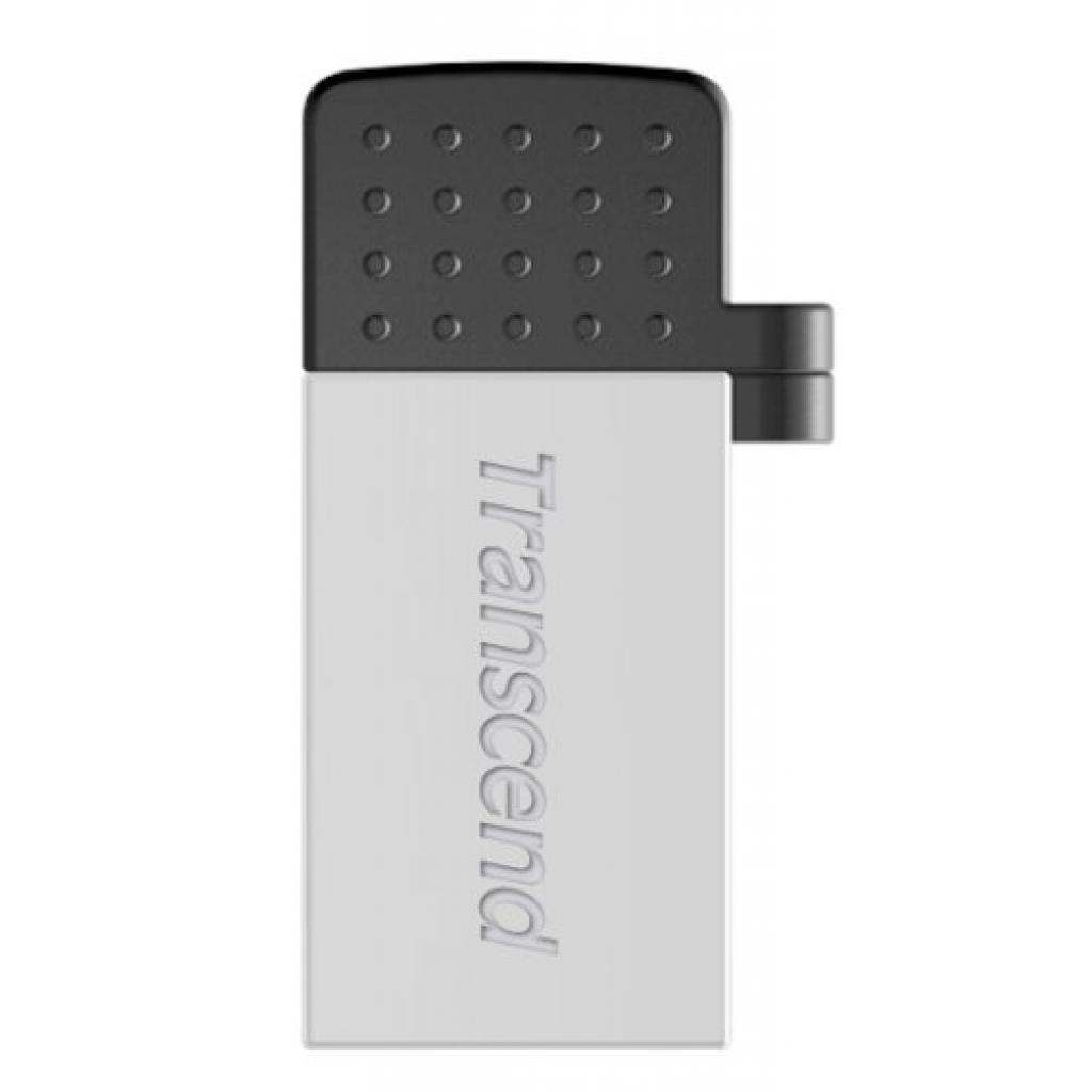 USB флеш накопитель Transcend JetFlash 380S (TS16GJF380S)