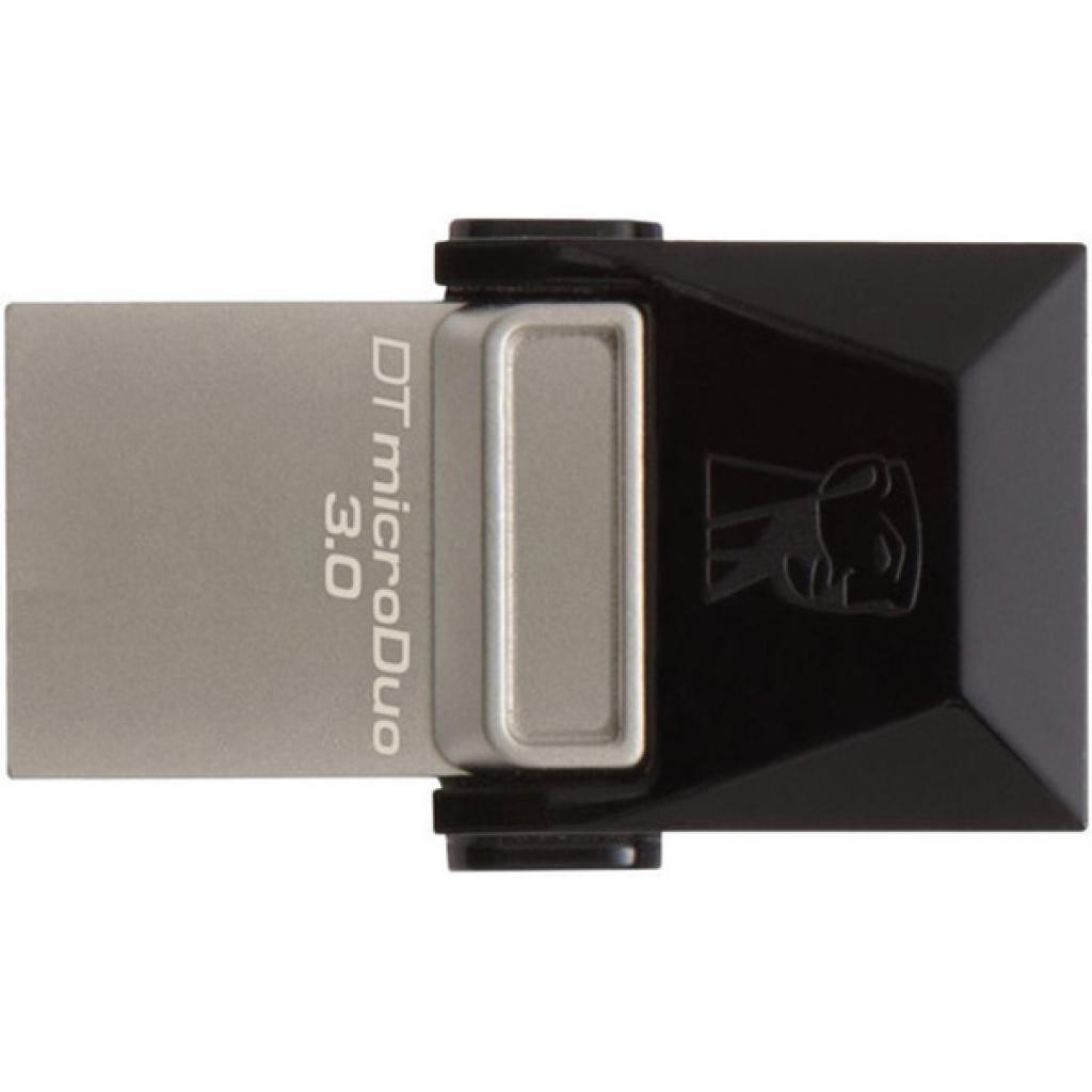 USB флеш накопитель Kingston 16GB DT microDuo USB 3.0 (DTDUO3/16GB)