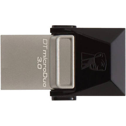 USB флеш накопитель Kingston 16GB DT microDuo USB 3.0 (DTDUO3/16GB), фото 2