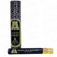 Восточная парфюмированная вода унисекс Attar Collection Khaltat Night 10ml