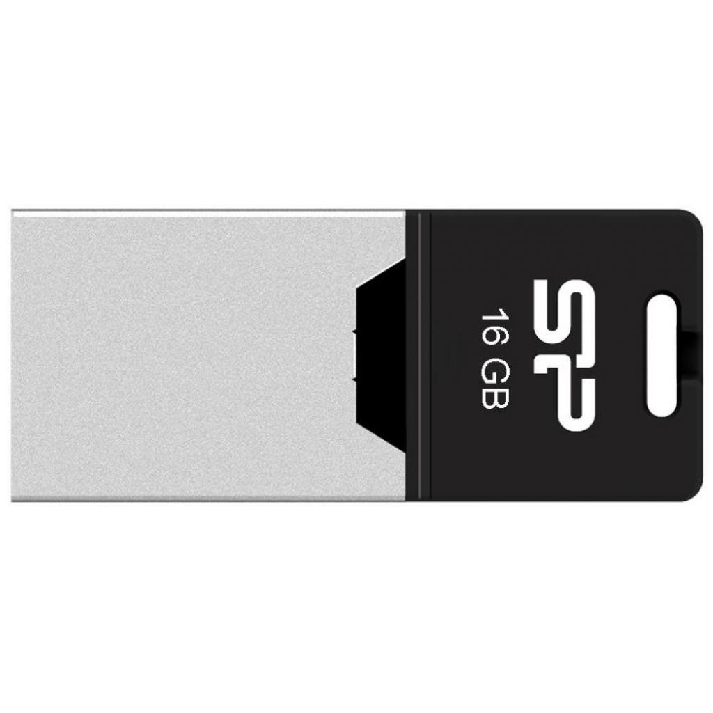 USB флеш накопитель Silicon Power 16GB Mobile X20 USB 2.0 (SP016GBUF2X20V1K)
