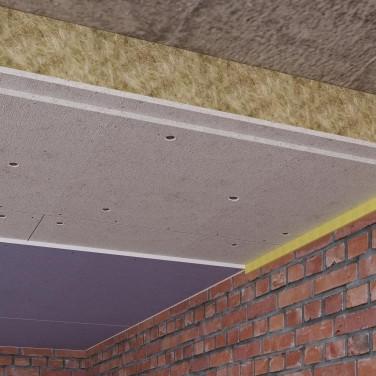 ЗИПС-Синема. Звукоизоляционная бескаркасная облицовка (133 мм)