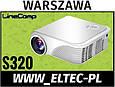 1800 Світлодіодний проектор HDMI 800x!!, фото 2