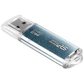 USB флеш накопитель Silicon Power 64GB MARVEL M01 USB 3.0 (SP064GBUF3M01V1B), фото 2