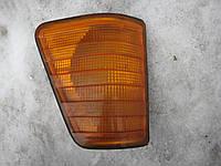 Фонарь указателя поворота правый Мерседес Mercedes Benz бус 207 208 209 210, фото 1