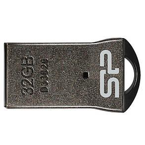 USB флеш накопитель Silicon Power 32GB Touch T01 Black (SP032GBUF2T01V3K), фото 2