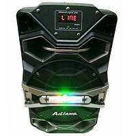 Акустическая система Ailiang UF-8008 AK-DT (USB/Bluetooth/FM) колонка на аккумуляторе