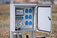Корпуса электрощитов на заказ