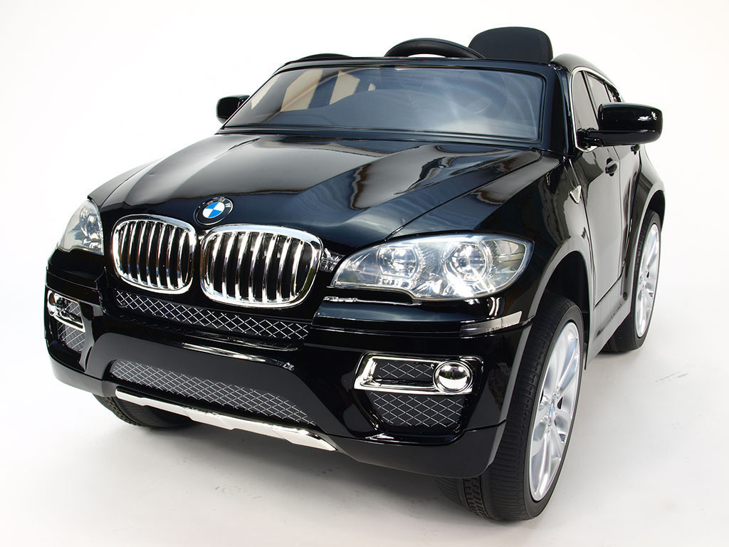 BMW X6 детский автомобиль + LED